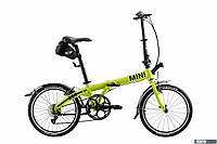 Складной велосипед BMW Mini Folding Bike Lime, артикул 80912298370