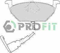 Колодки тормозные передние PROFIT 5000-1398