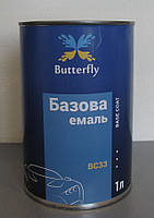 Базовая автоэмаль Butterfly BS  OPEL 474