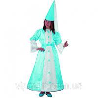 Карнавальный костюм Принцесса (голубой)