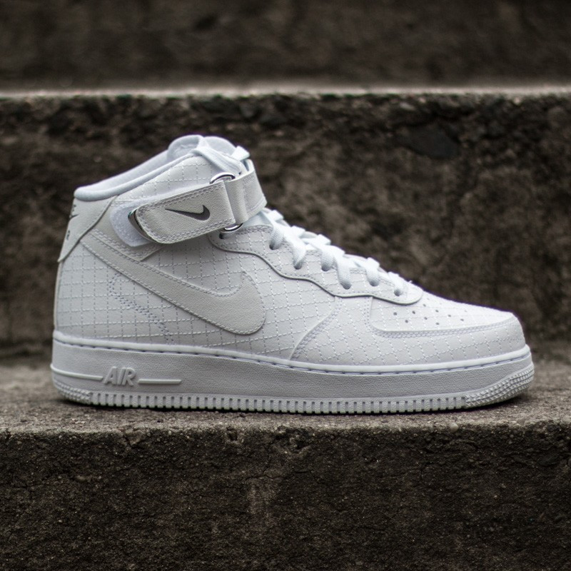 Nike Air Force 1 Mid 07 white white