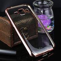 Силиконовый чехол для Samsung Galaxy J1 ( 2016), фото 1