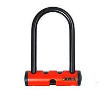 Велозамок ABUS U-mini 40 Red