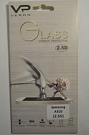 Защитное стекло Samsung A310 galaxy A3