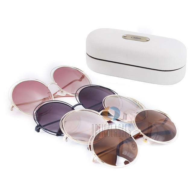 Круглые очки Сэлин