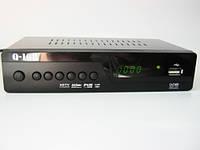 Эфирный цифровой ресивер Q-168 HD FTA