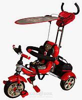 Велосипед трехколесный Mars Trike Анимэ красный