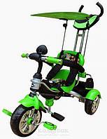 Велосипед трехколесный Mars Trike Анимэ зеленый
