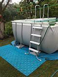 Модульне покриття навколо басейнів, фото 5