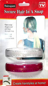 Заколки для волос Hairgami Secure Hair in a Snap