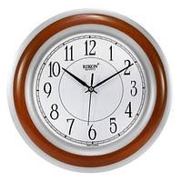 Настенные часы Rikon 6951 brown wood