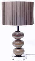 Настольная лампа с абажуром, 48 см.