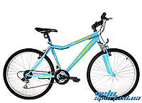 Горный велосипед Azimut Voltage 26 (обычный) голубой
