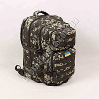 Рюкзак тактический штурмовой ASSAULT пиксель пограничник - OXFORD