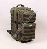 Рюкзак тактический штурмовой ASSAULT OLIVE - OXFORD