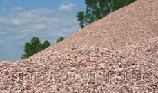 Мраморная крошка 5-10 розовая