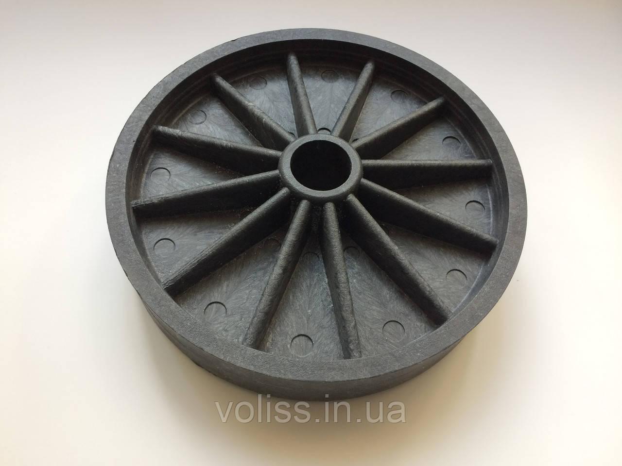 Колесо для бетономешалки БРС-130,165 (Вектор)