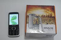 Мобильный телефон Bravis Jet Silver (TZ-2642)