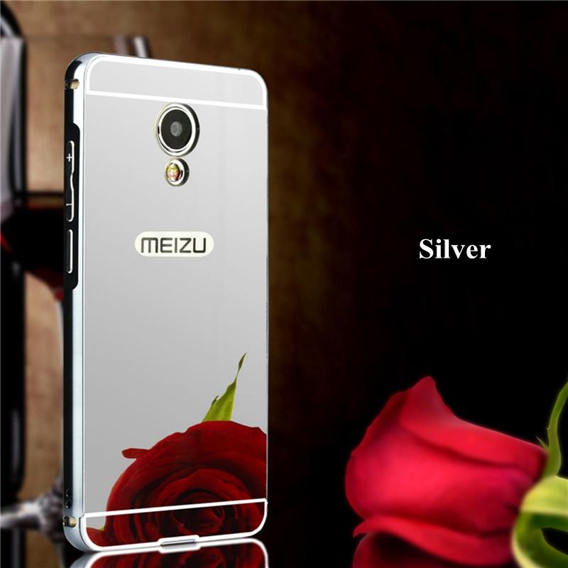 Алюминиевый чехол для Meizu M5 Note
