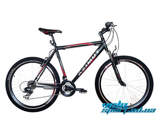Горный велосипед Azimut Fly 26 GV+ (в улучшенной комплектации)