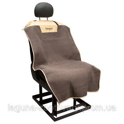 Накидка переднее сиденье для собак 127х71смBergan Deluxe Microfiber Auto Bucket Seat Protector , фото 2