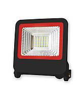 Уличный LED прожектор EuroLamp Вlack new 30W 2700 Лм (6500K) светодиодный IP65