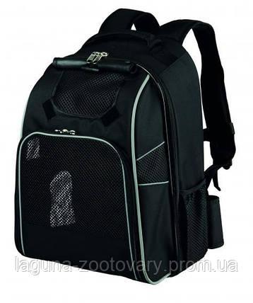 """Рюкзак""""William"""" для переноски собак и кошек до15кг, 33 × 43 × 23 cм, чёрный, фото 2"""