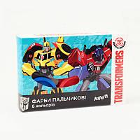 Краски пальчиковые Kite Transformers (TF17-064), фото 1