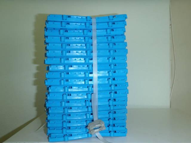 В одной упаковке 36 модулей 16*16 см