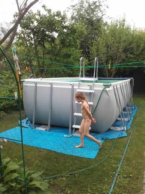Модульное покрытие для аквапарков, бассейнов, саун, душевых... -1