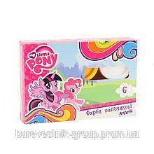 Краски пальчиковые Kite  Little Pony (LP17-064)