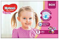 Подгузники Huggies Ultra Comfort Box 5 для девочек 84 шт.