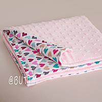 Одеяло, плед для новорожденного