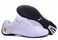 Puma Ferrari Low All White W