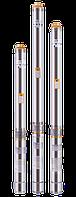 Скважинный насос Euroaqua 90 QJD 126 - 1.5 + контрольбокс