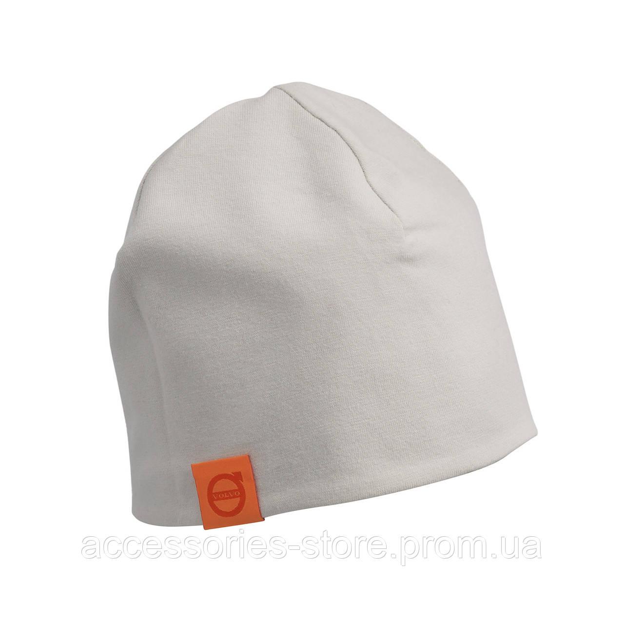 Детская шапочка Volvo Baby Beanie, Grey