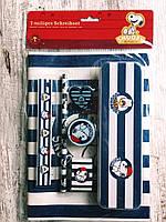 Детский канцелярский набор, 7 предметов, Snoopy