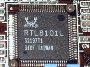 RTL8101L. Новый. Оригинал.