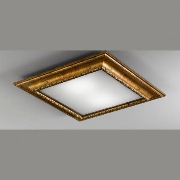 Потолочный светильник KOLARZ 0244.14.AU RUBENS золото