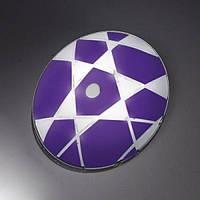 Потолочный  светильник KOLARZ 0296.U13.5.WV MICADO хром/фиолет