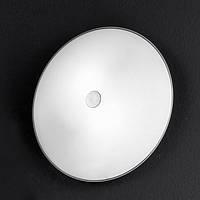 Потолочный  светильник KOLARZ 0314.U12.5.W BIANCA хром/белый