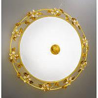 Потолочный  светильник KOLARZ 0325.15.3 R1R FLORA золото