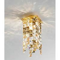 Потолочный  светильник KOLARZ 1314.11MQ.3.KpTGn PRISMA QUADRO золото