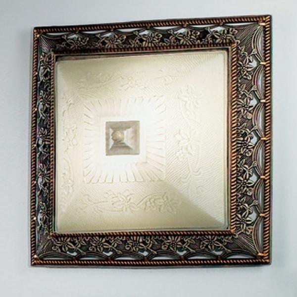 Стельовий світильник KOLARZ 204.11 VIENNA ROSE бронза
