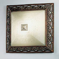 Потолочный  светильник KOLARZ 204.11 VIENNA ROSE бронза