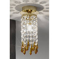 Потолочный  светильник KOLARZ 262.11.3SpTSsA CHARLESTON золото