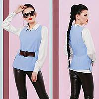 Женский стильный жилет (3 цвета)