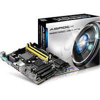 Комбо материнская плата ASRock 960GC-GS FX AMD 760G, sAM3+, mATX