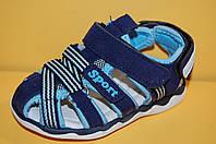 Детские сандалии ТМ Том.М код 8183b размеры 20, 21, 22