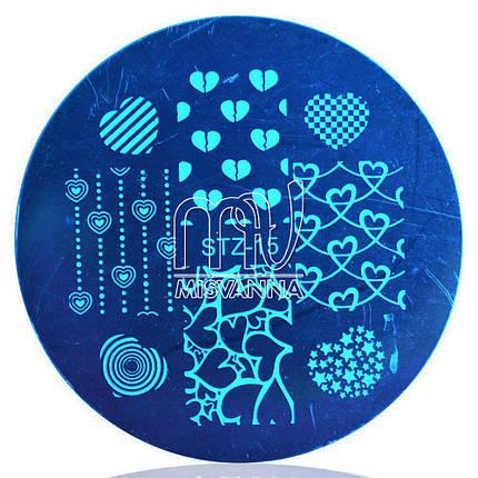 Пластина (диск) для стемпинга, STZ-15, фото 2
